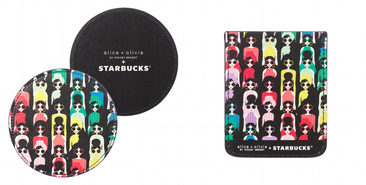 星巴克 X Alice + Olivia聯名新品好時髦!不鏽鋼杯、馬克杯、熊寶寶玩偶15款「這天」開賣,加碼線上隱藏版周邊必搶