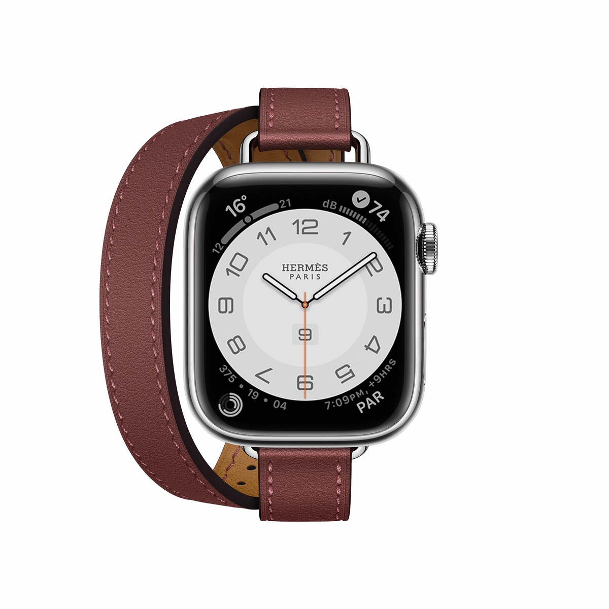 愛馬仕Apple Watch第七代曝光!全新鏈節環錶帶奢華再升級