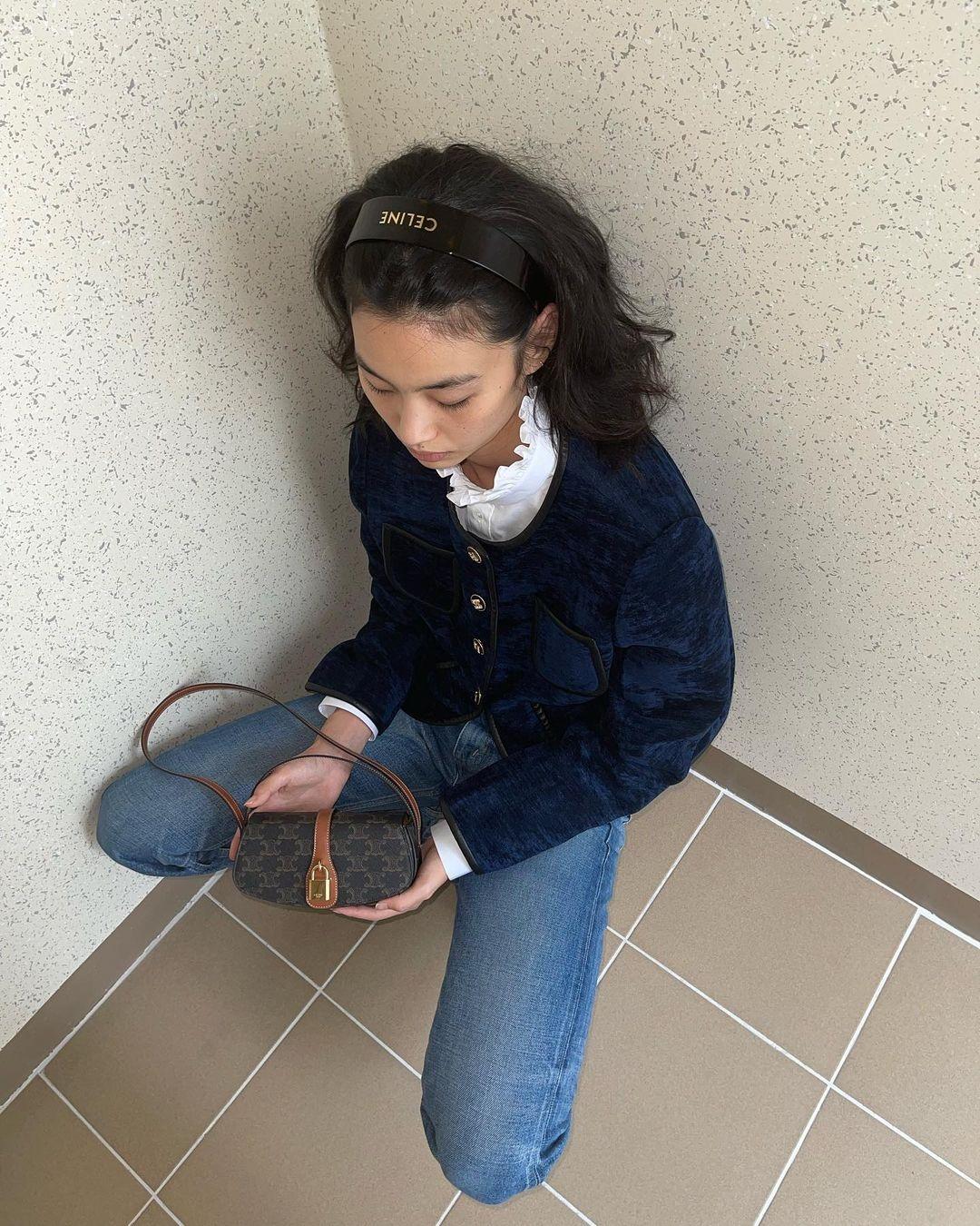 《魷魚遊戲》鄭浩妍也喜歡!CELINE又再圈粉一票女星:LISA、林映唯、孫娜恩揹它趴趴走