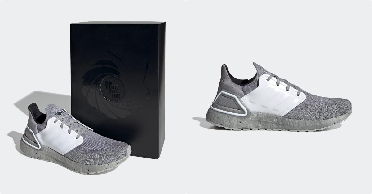太帥了吧!adidas與電影007聯名鞋款登場,4種款式還有這設計亮點