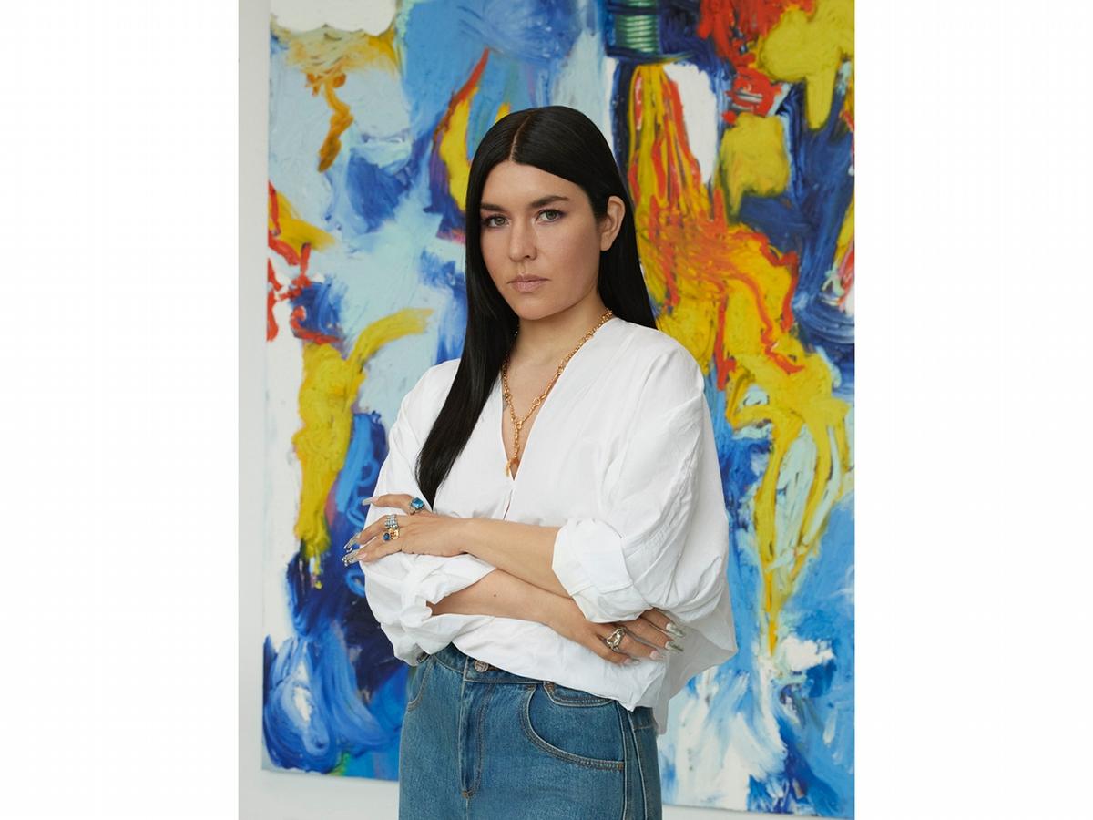 Louis Vuitton Artycapucines系列  包包藝術狂想曲