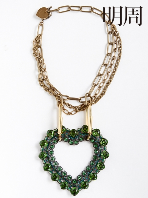 頸間奢宴 Gorgeous Necklace