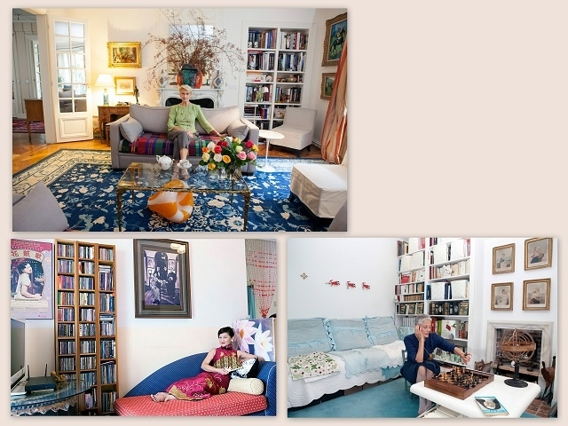 女人的房間—彭怡平個展