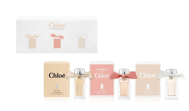 Chloé香水控必看!不能錯過的限量小香禮盒