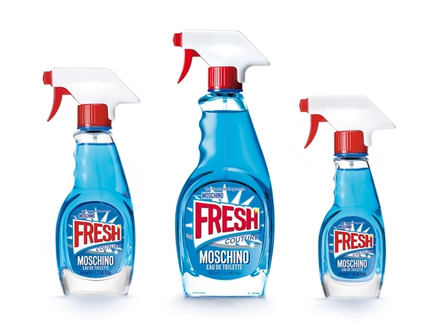 翻轉時尚!清潔劑搖身成為小清新香水