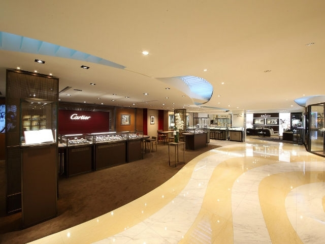 亨得利三寶名錶專賣店 九大品牌進駐 大中華同享售後服務