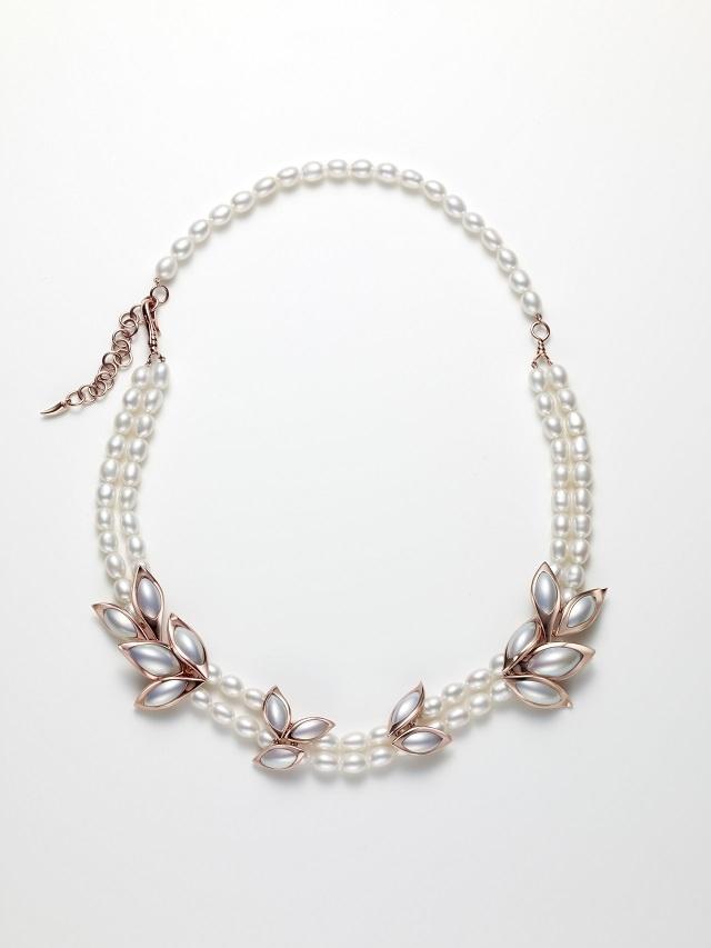 TASAKI春の珠寶  落櫻繽紛