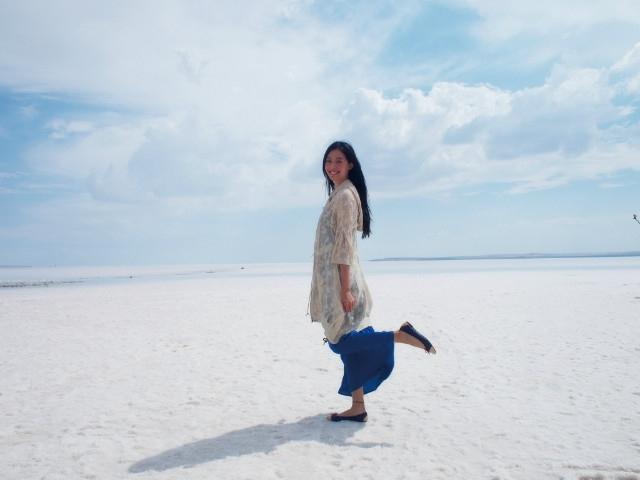 王心恬:旅遊讓我找到最好的自己!