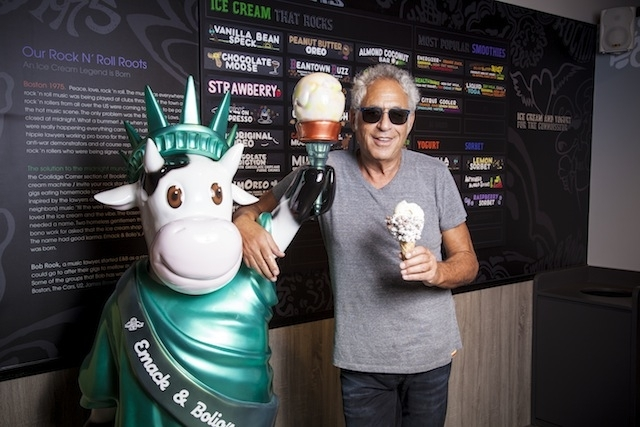 搖滾熱血+嬉皮魂,成就愛與和平的冰淇淋:Emack & Bolio's