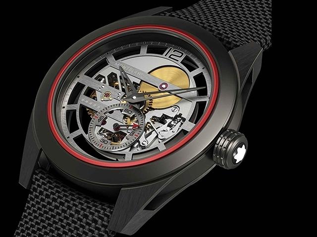 世界最輕盈的機械錶