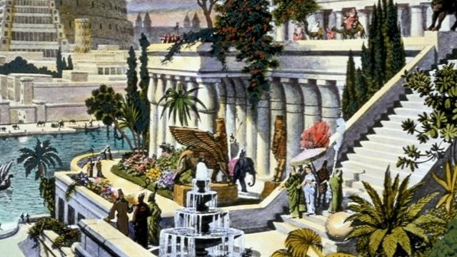 另一種解讀方式 艾芙琳博洛克達諾《花園的故事》