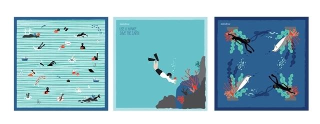 超可愛濟洲海洋限定版系列 邀妳一同「手」護環境