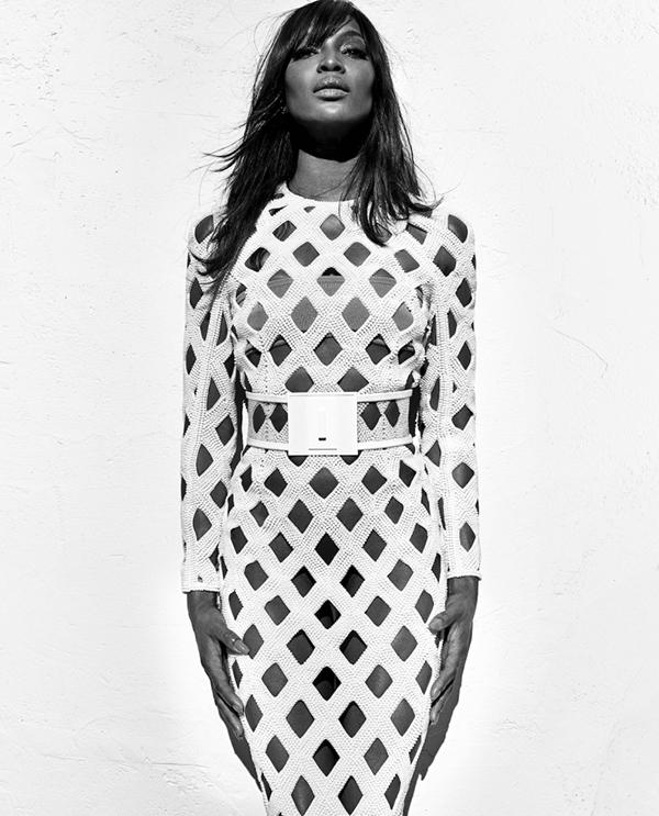 嫩模請讓位 姐來了!Balmain 春夏廣告集結三位 90 年代超模演繹