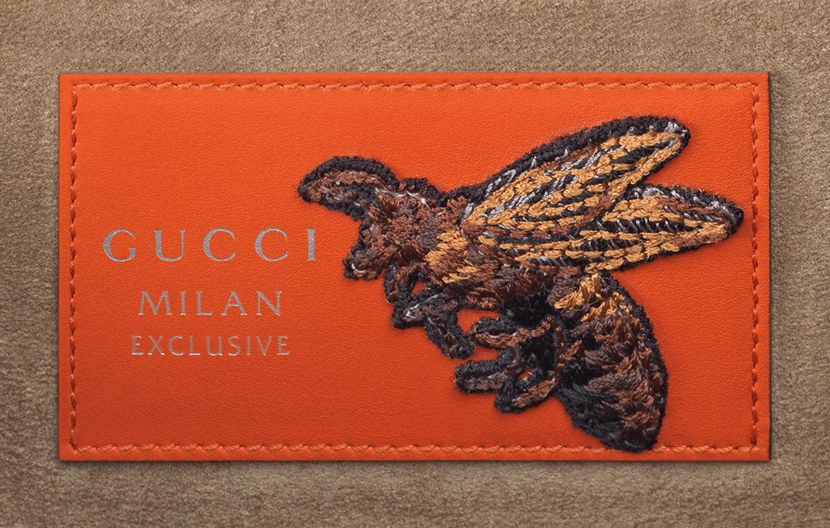 下一款IT BAG ! Gucci 酒神城市限量包 披上復古玫瑰粉限量登台