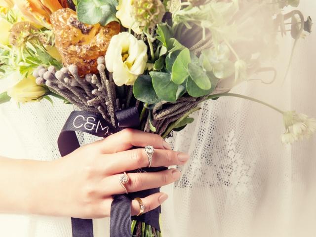 完美花嫁  婚紗與婚戒的流行進化論(下)
