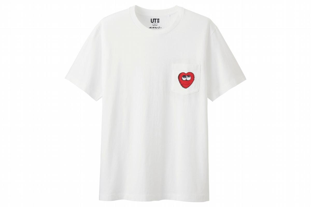 台灣上市日期確定了!UT KAWS聯名系列男生女生都該買!