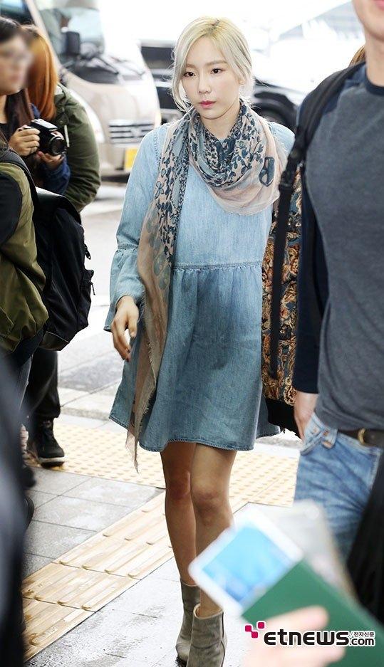 少女時代時尚魅力從機場就開始!天團私服穿搭也不NG