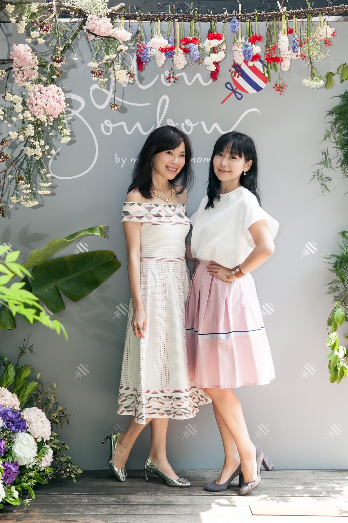 明星媽咪徐若瑄、范瑋琪最愛嬰兒選物品牌 Mon Bonbon初夏快閃店