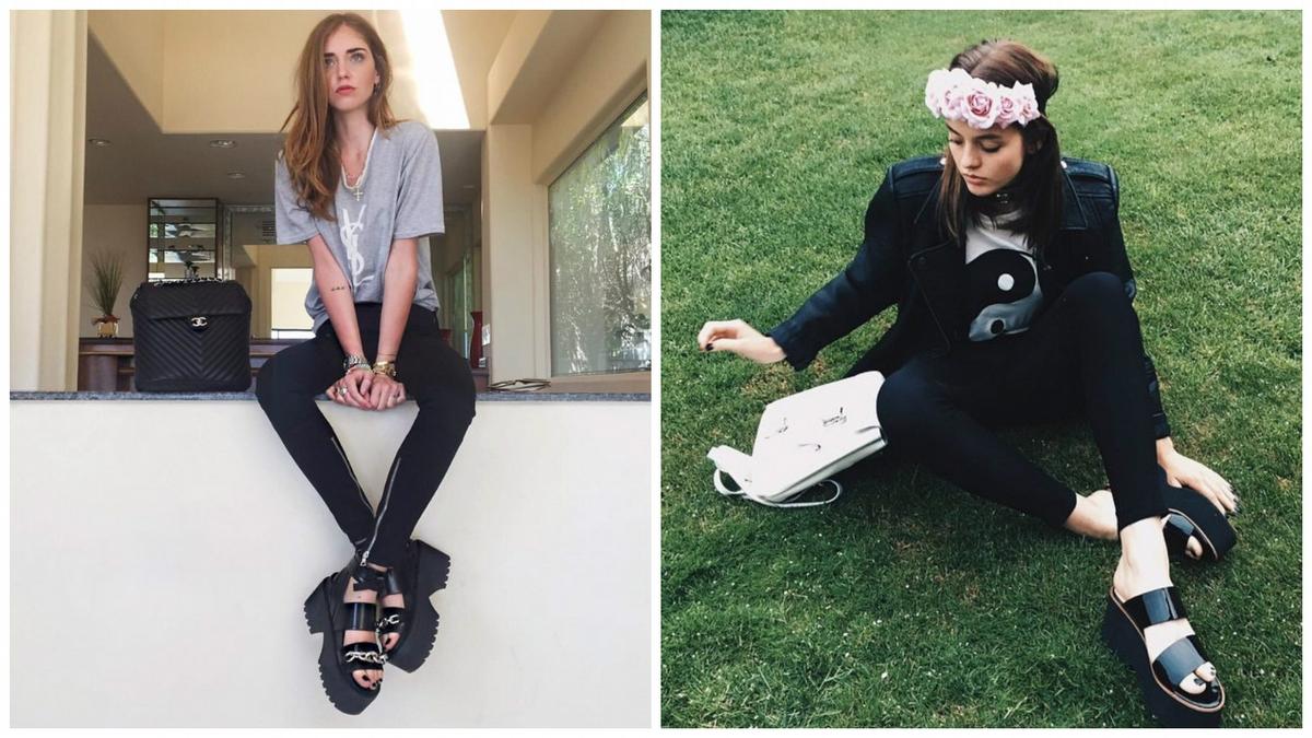 夏日重返18歲  厚底涼鞋演繹足上青春與活力