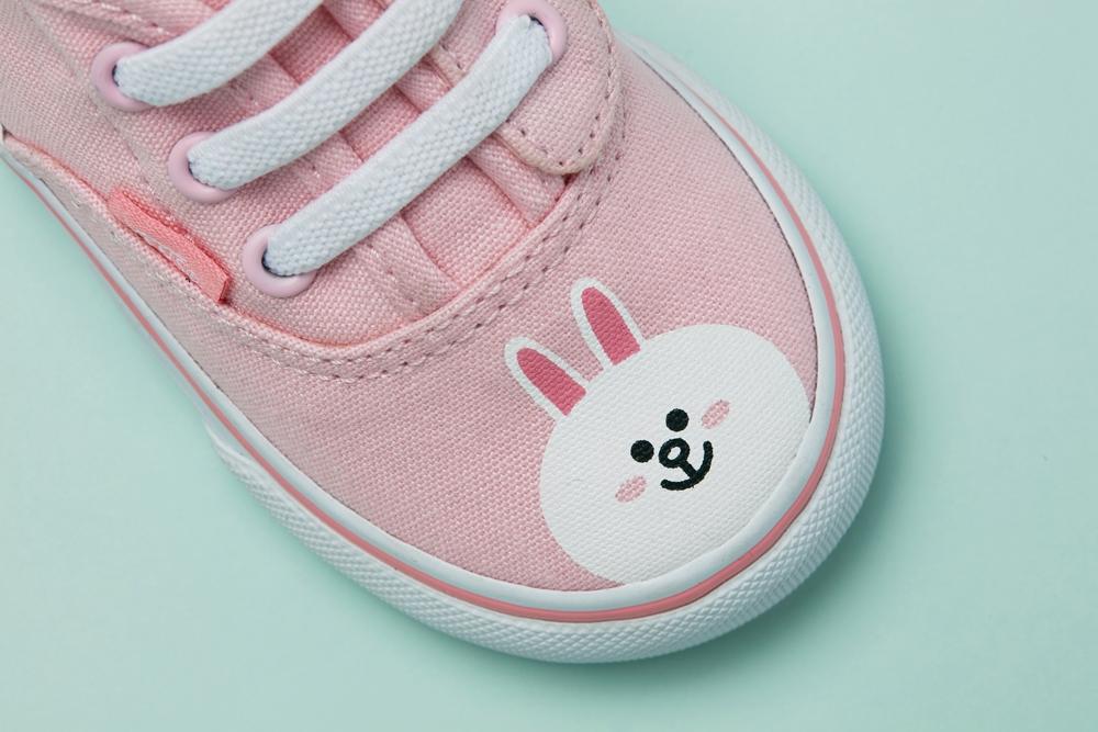 VANS與兔兔、熊大首度推出夏季聯名系列