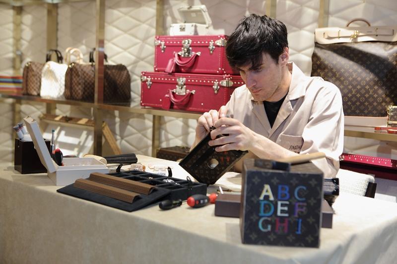 成就經典談何容易!LV全球唯一行李箱專賣店台北晶華OPEN