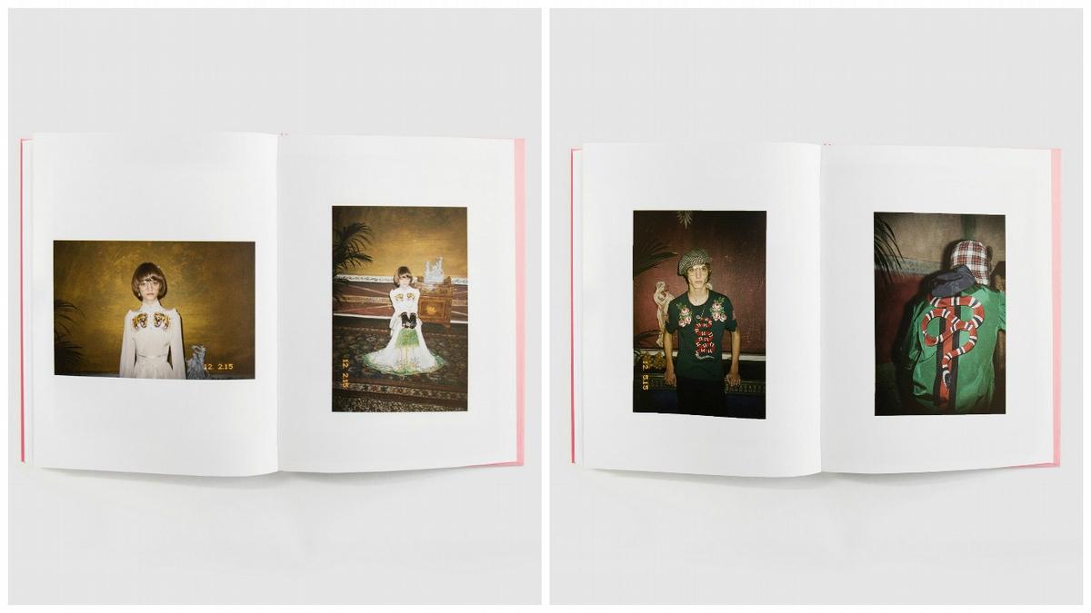 Gucci限量攝影集《Epiphany》 捕捉天馬行空的美麗