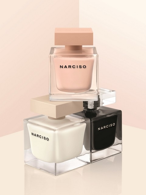 誘惑女人味 NARCISO裸時尚粉香精