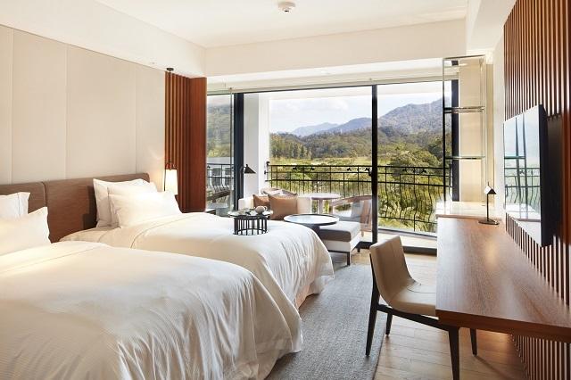 全台首家國際連鎖度假酒店,大溪笠復威斯汀精彩揭幕