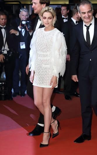 做自己的帥氣女人才性感!學暮光女克莉絲汀試著脫掉高跟鞋