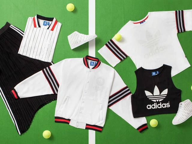 今年的運動風要這種!一起穿上網球鞋裙做個sporty girl