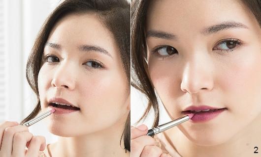 腮紅、唇彩這樣搭 打造好感度100%妝容