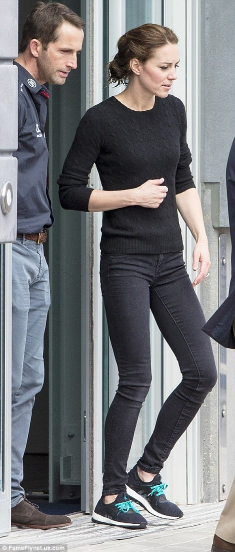凱特王妃時髦接地氣!平價穿搭再加一