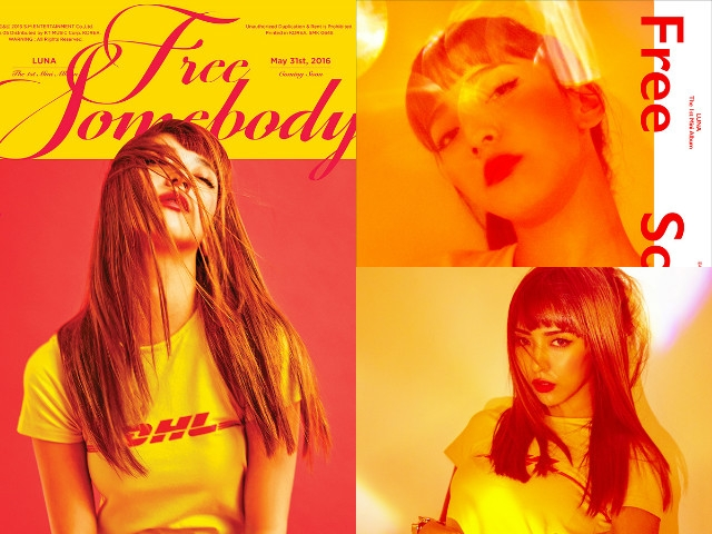 f (x)Luna首發個人專輯 電子舞曲魅力襲擊