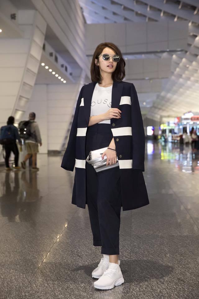 小個不敢穿太可惜!學楊丞琳時尚5穿搭 走出歐美超模大氣場