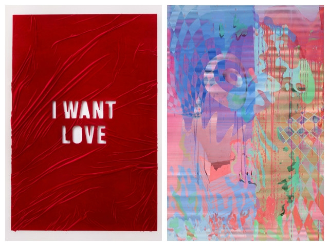 以藝術之名,吶喊心中渴望:Jonathan Rosen X Tom Smith 雙人聯展「I Want」