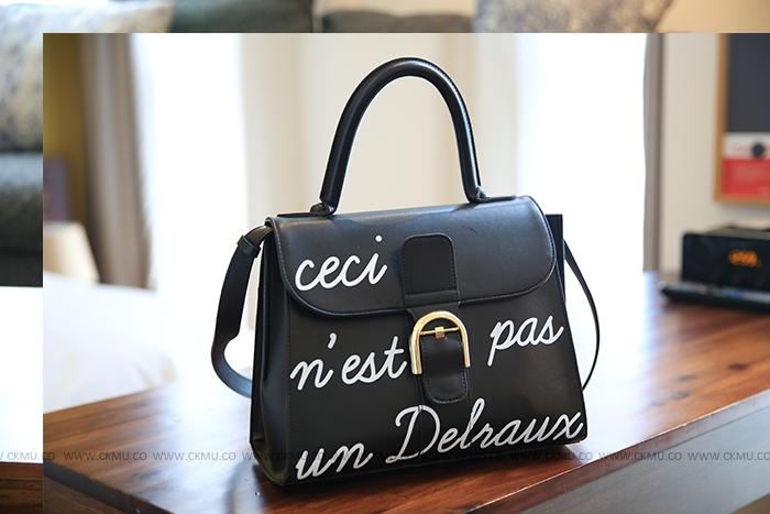 孔孝真、全智賢搶著揹…比利時皇室御用DELVAUX包的時尚魅力