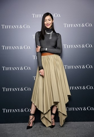 2016Tiffany Blue Book北京頂級珠寶展  台灣導演張艾嘉Hold全場