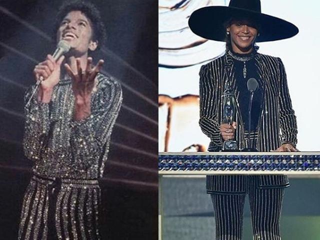 碧昂絲Beyoncé走出自己的風格之路!榮獲「時尚奧斯卡」icon大獎