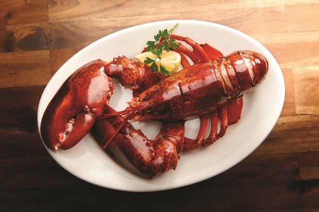 炎炎夏日,鮮甜龍蝦正對味