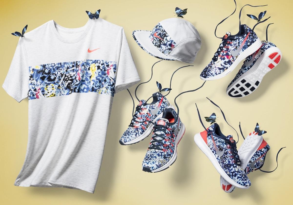 Nike全新Jungle Pack 就是要你穿上叢林生物的繽紛絢爛