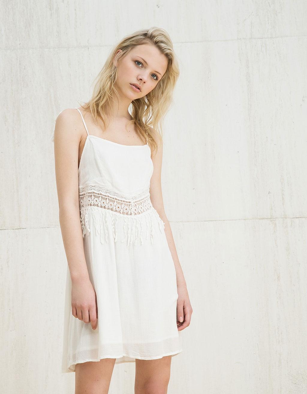 5款平價浪漫仙氣小白裙,挑對了氣場直接大加分!