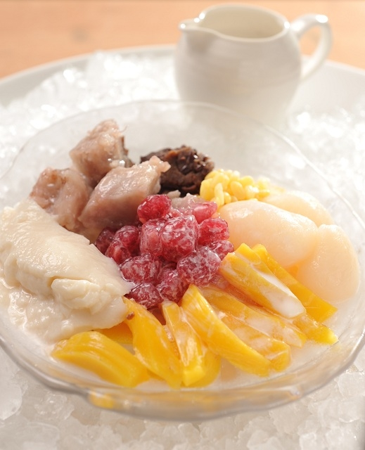 神旺飯店潮品集正港糖水上市,消暑沁甜良方