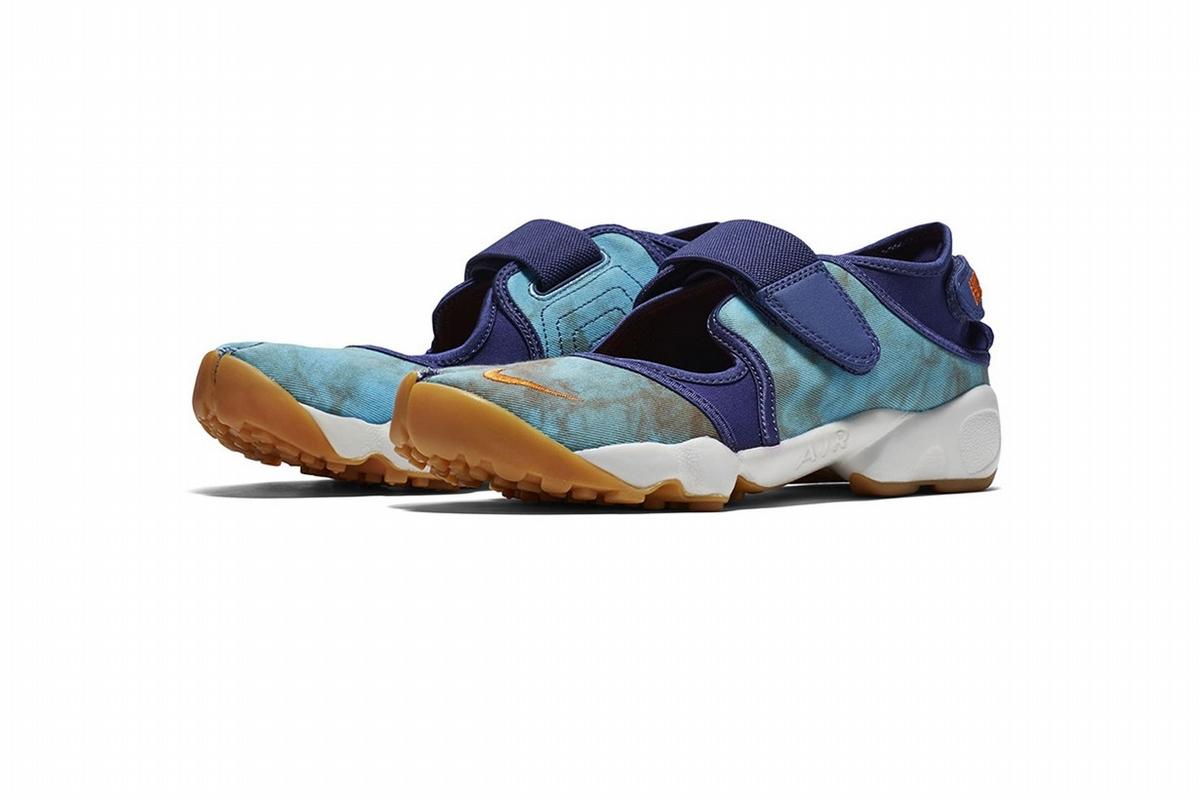 不敗的Nike「忍者鞋」Air Rift新色推出! 攻佔夏季潮流版面