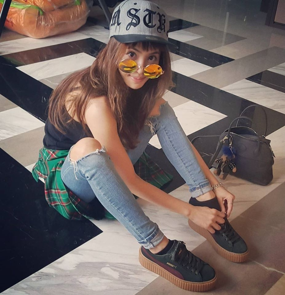 呸姐蔡依林時尚混搭新高度!腳上這雙鞋沒點進來看是你的損失
