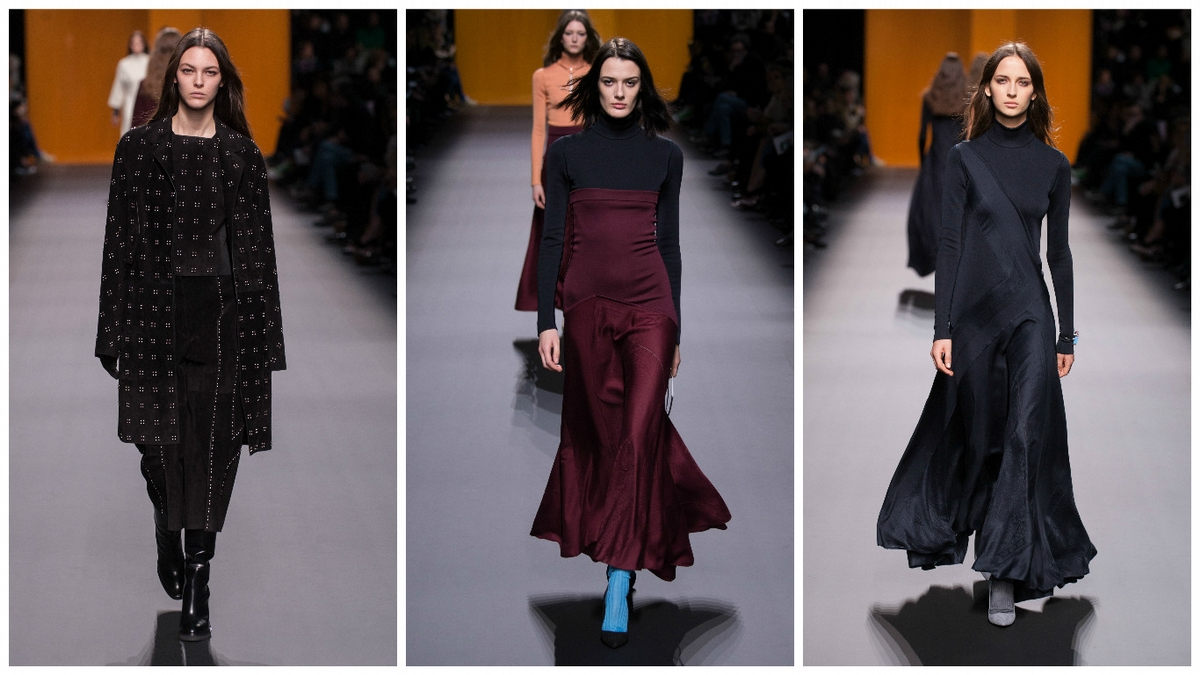 2016秋冬巴黎時裝周:Hermès  絲巾的故事