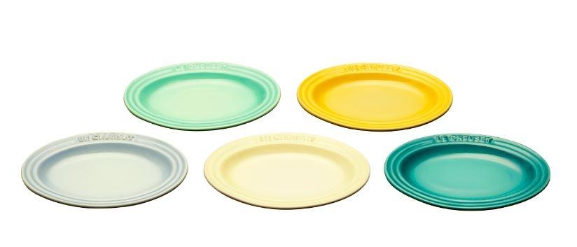 會員限定:瓷器迷你橢圓盤 (沙丘白、加勒比海藍、溫桲黃、薄荷綠、海岸藍) 5入   特價999 原價3580