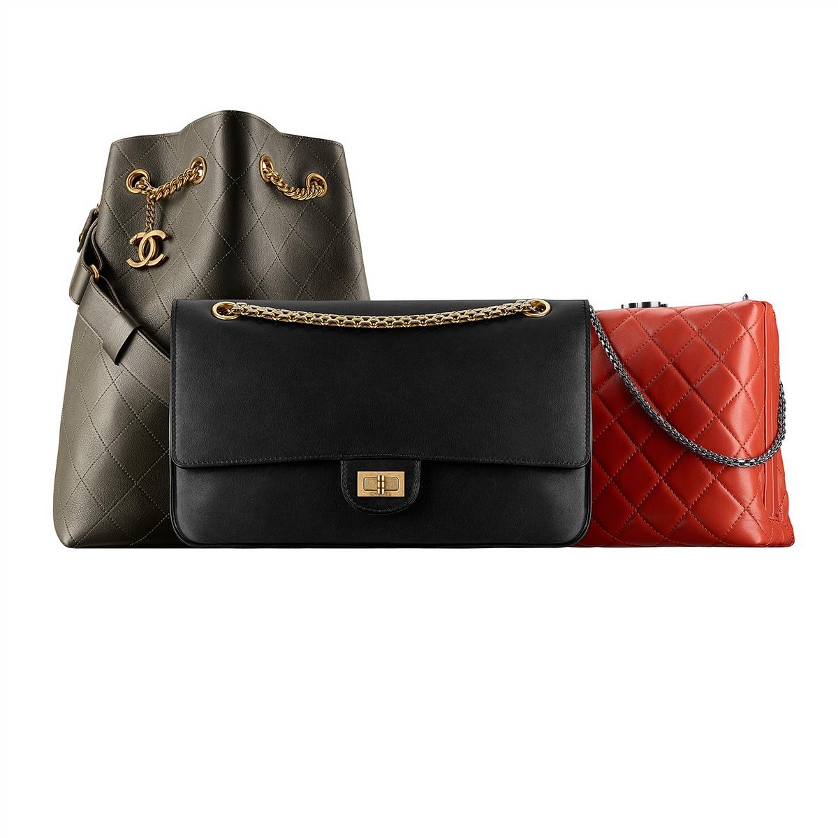 在2016年CHANEL香奈兒為2.55包款推出全新 Soft Leather 超柔軟皮革包款系列,選用上乘的小牛皮最柔軟的部位的皮革,重新演繹2.55包的優雅奢華。