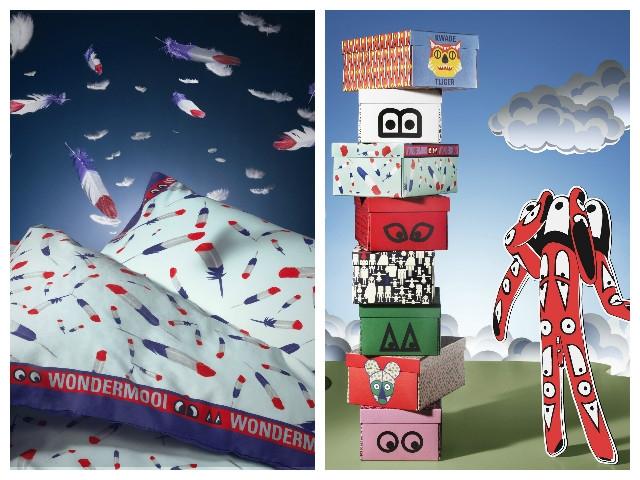 Wondermooi 神奇生物賜給你幻麗仲夏: IKEA GLÖDANDE限量系列