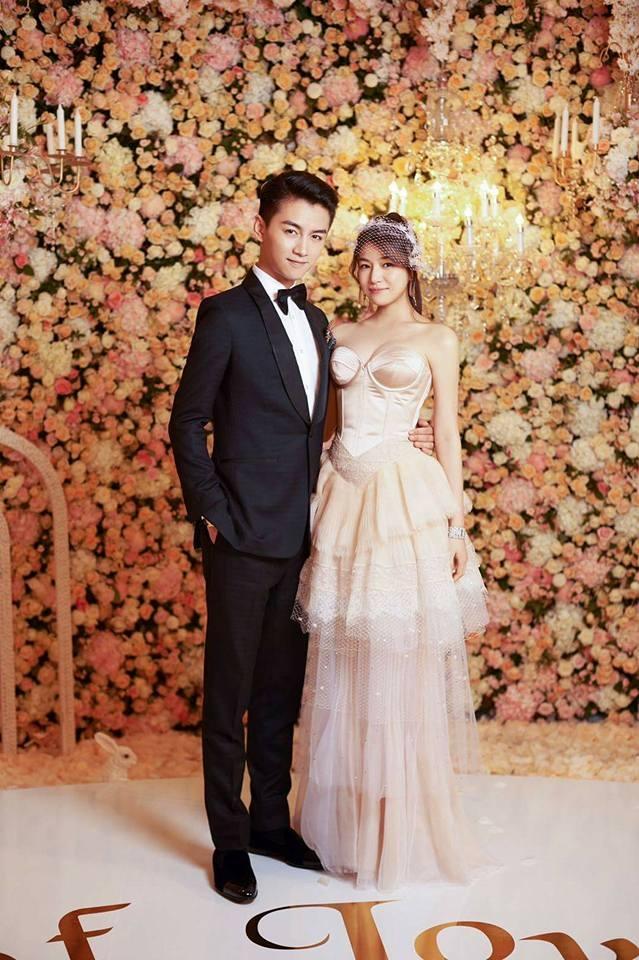 誰比新娘正?陳妍希歸寧宴 閨蜜丞琳、瑋甯裸色時尚大PK