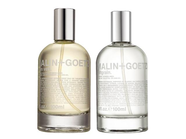 (Malin + Goetz) 青檸淡香水、苦橙葉淡香水